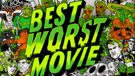 Best Worst Movie: Michael Paul Stevenson and George Hardy