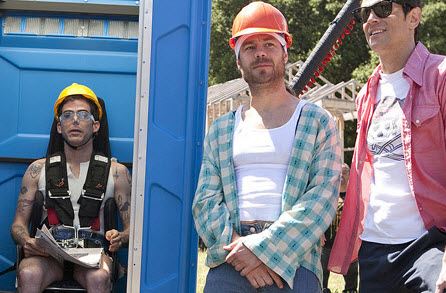 Jackass 3D's Top 10 Disgusting Moments
