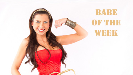 Babe of the Week: Tessie Tarrentino