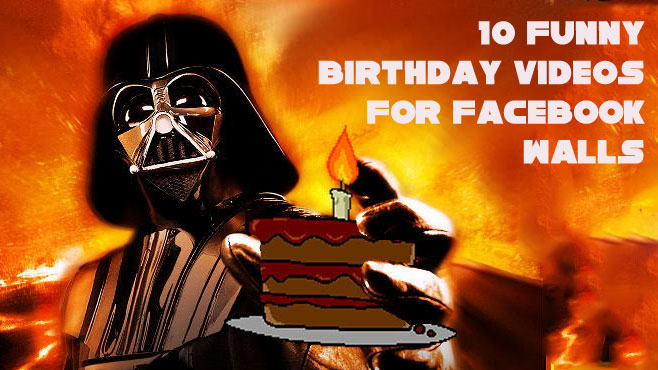 Today Is My Birthday But Im Giving You The Greatest Gift Of All 10 Funny Videos Can Post On Facebook Walls Friends Who Are Celebrating Their