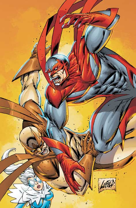 Hawk and Dove #2