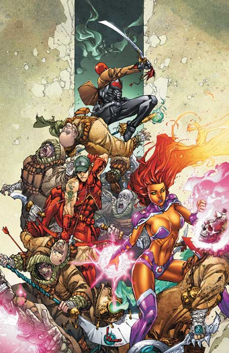 Red Hood and the Outlaws #2