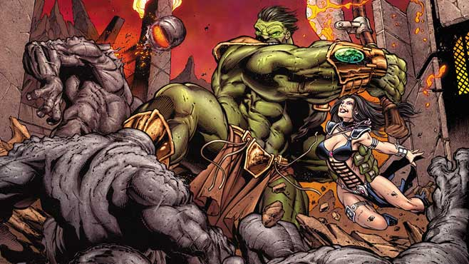 Incredible Hulks 633