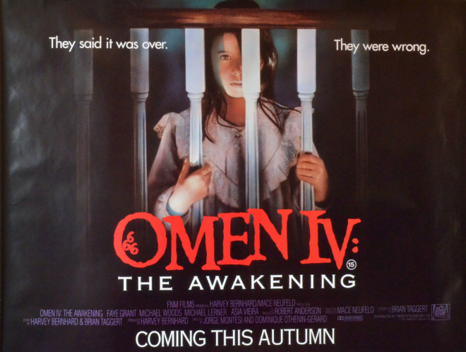 the series project the omen part 2
