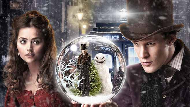 DOCTOR WHO: THE SNOWMEN Review