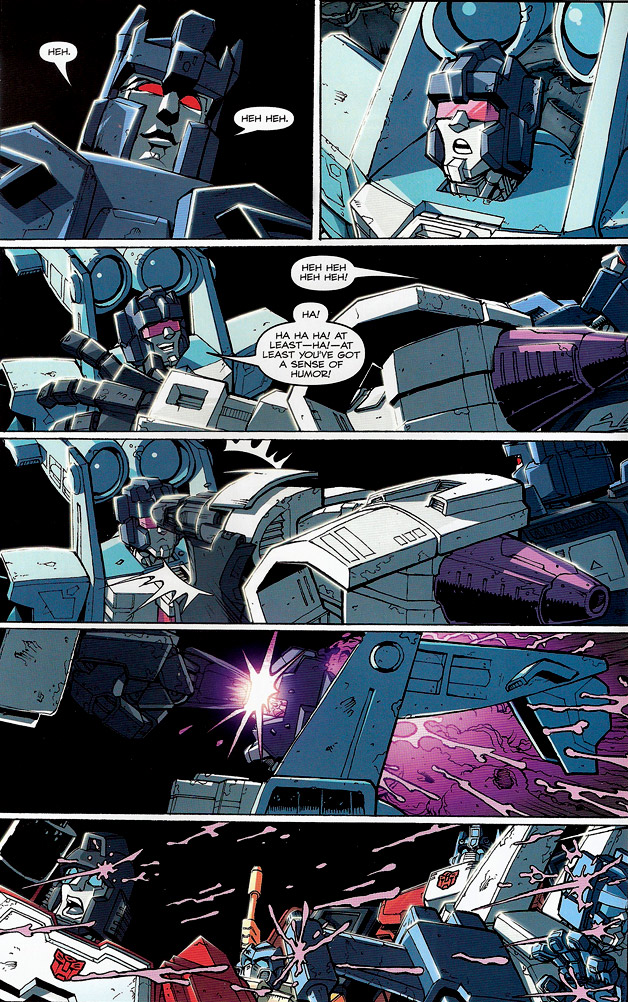 Last Stand of the Wreckers #3