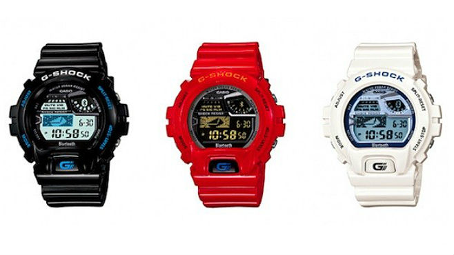 G-Shock GB-6900 Bluetooth Smart Watch by Casio