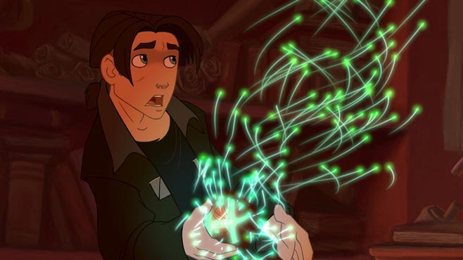 Blu Ray Review Treasure Planet Mandatory