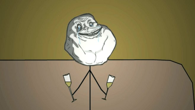 10 reasons why it s better to be forever alone mandatory