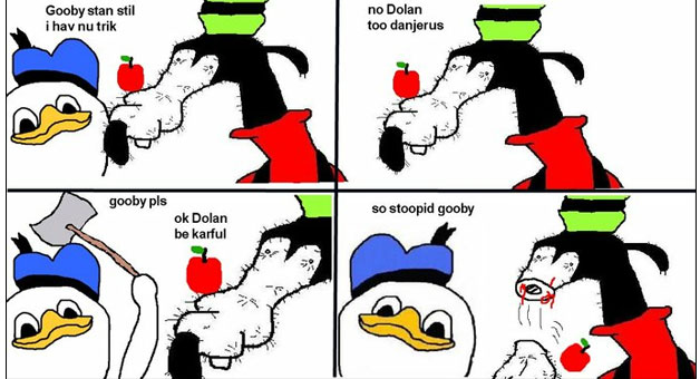 Gooby And Dolan Costumes 10 Comics Starring Dol...