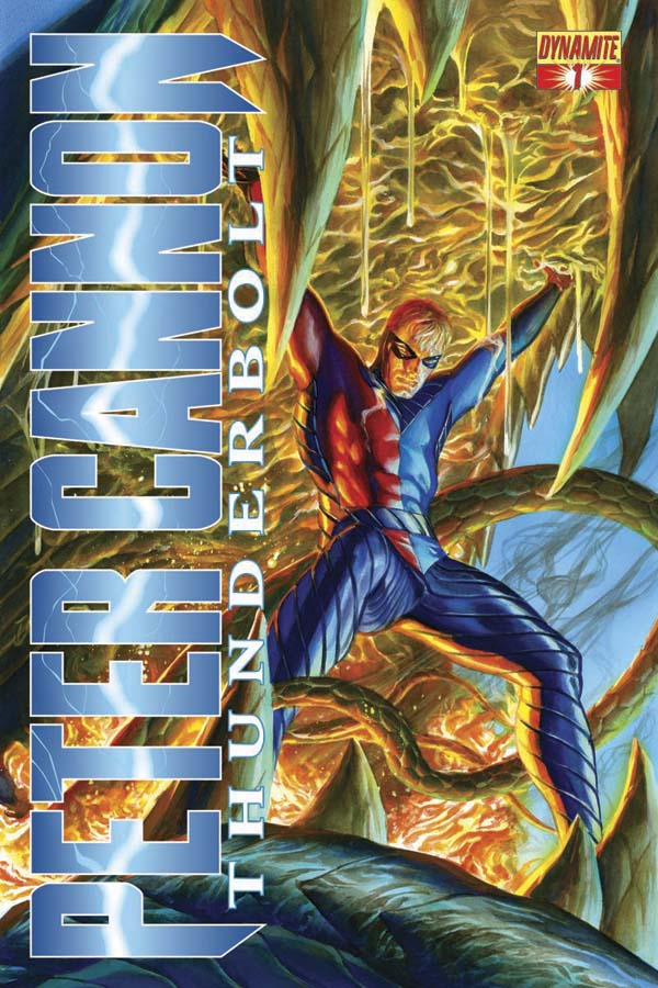 Peter Cannon: Thunderbolt Alex Ross