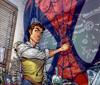 Peter Parker Teacher