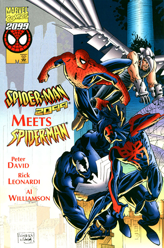 Spider-Man Meets Spider-Man 2099
