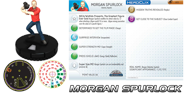 Morgan Spurlok Clix