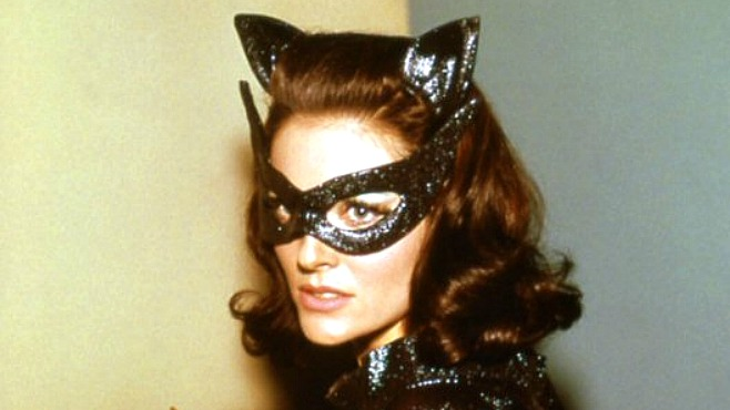 Anne Hathaway Catwoman Suit - Cenfesse