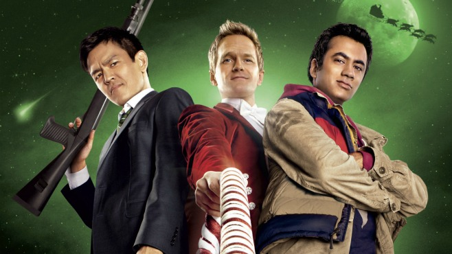 A very harold and kumar christmas unrated
