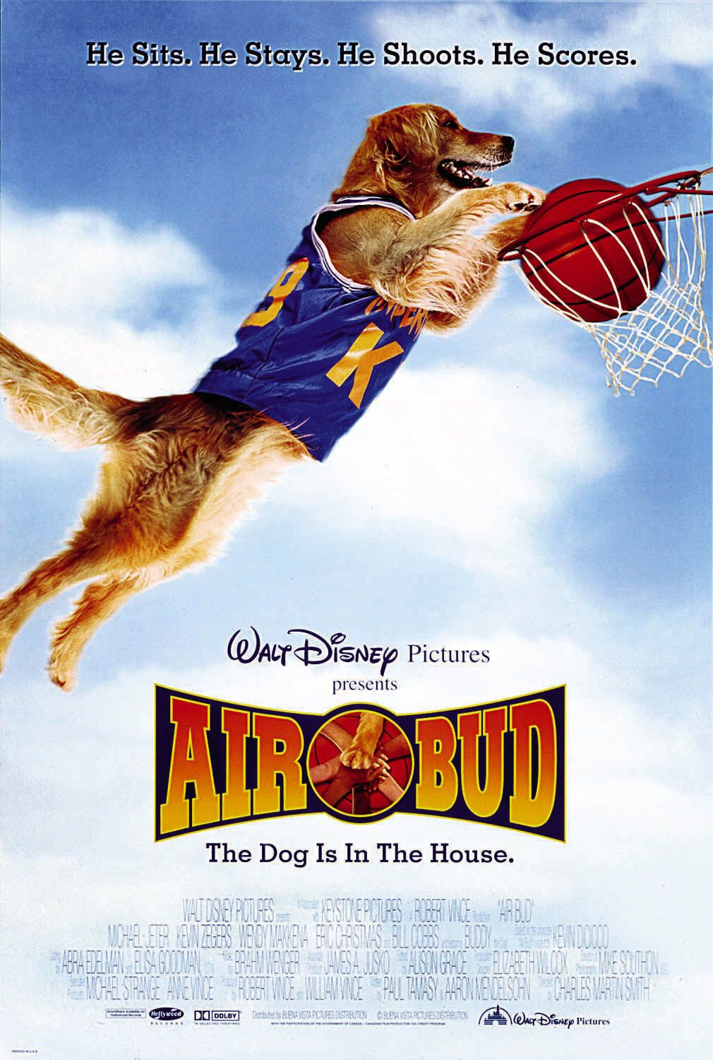 The Series Project Air Bud Part 1 Mandatory