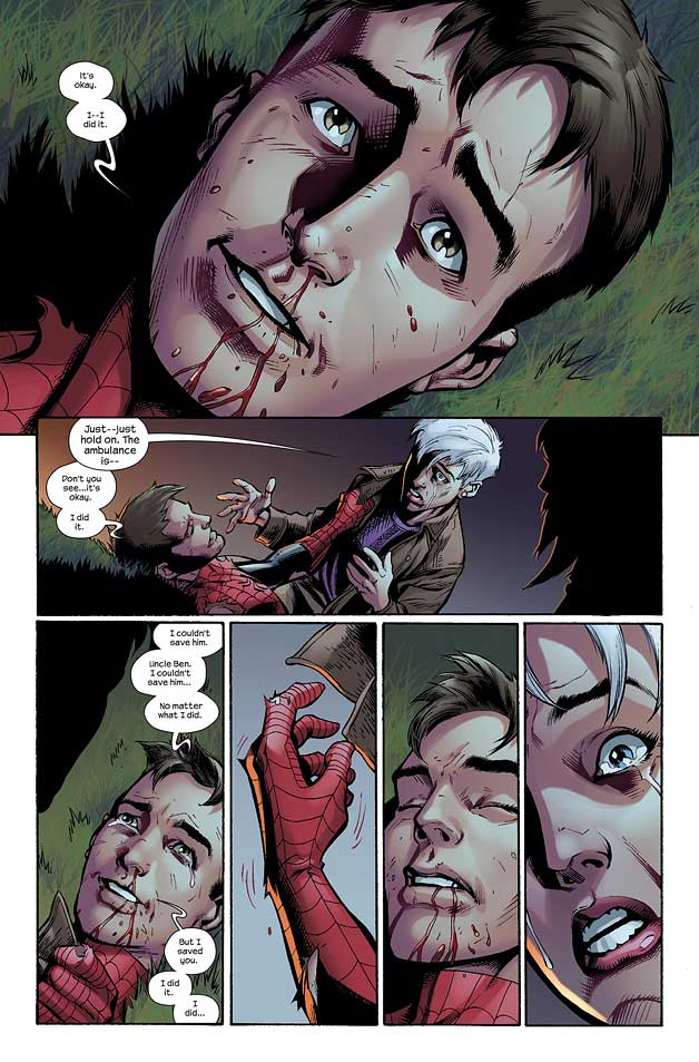 Ultimate Spider-Man #160