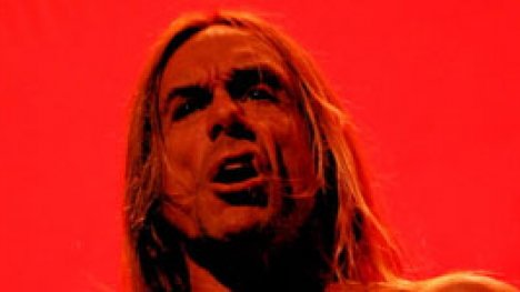Iggy Pop on Lil' Bush and The Stooges