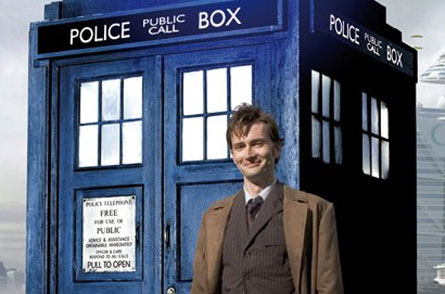 David Tennant talks Doctor Who