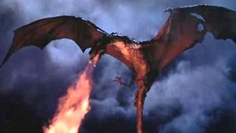 The Ten Best Dragons Ever Filmed