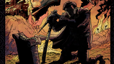 Interview: The Creators of IDW Publishing's Kill Shakespeare