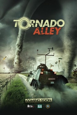 Bill Paxton On Tornado Alley And Twister 2